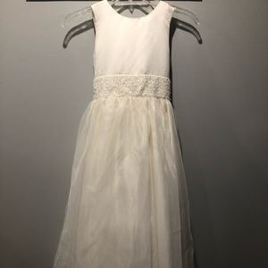 Communion/ Flower Girl Dress